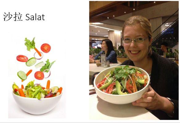salatessen